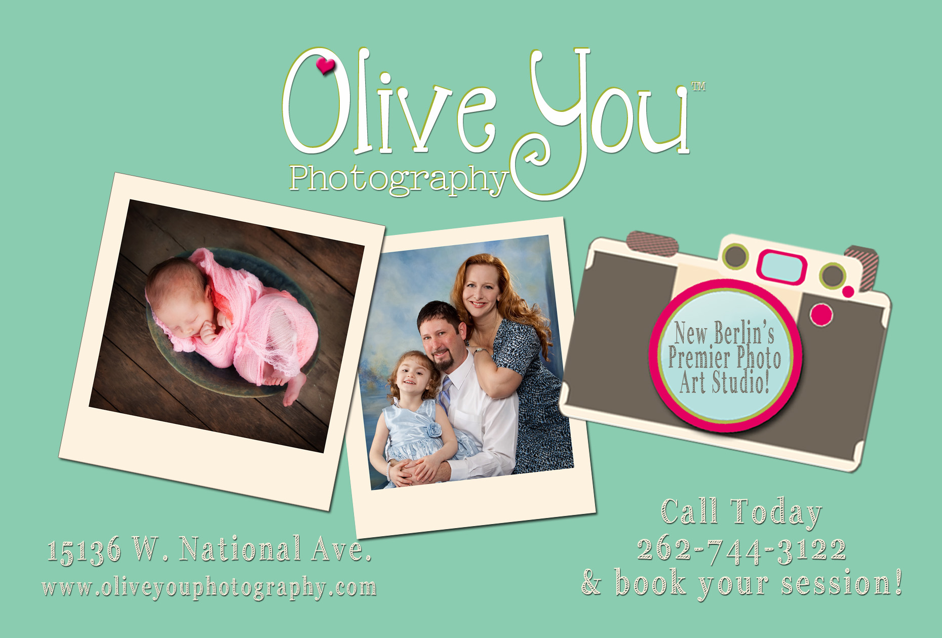 Olive You Photography in New Berlin, WI
